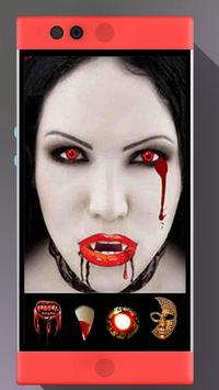 Vampire Booth Camera apk screenshot
