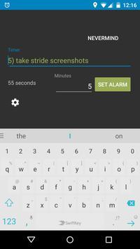 Stride: Intent Timer screenshot 5