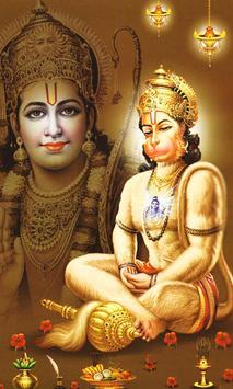 3D Hanuman livewallpaper apk screenshot