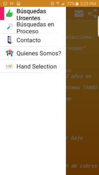 Hand Selection apk screenshot