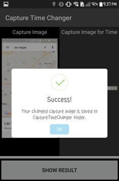 Capture Time Changer apk screenshot