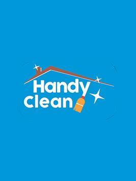 HandyClean-App poster