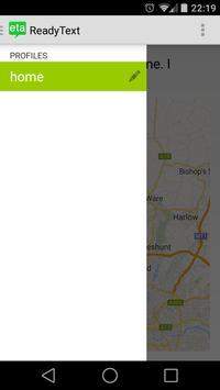 Ready Text - SMS ETA Notify apk screenshot