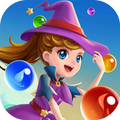 Witch Magic: Bubble Shooter icon