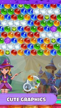 Witch Magic: Bubble Shooter screenshot 1