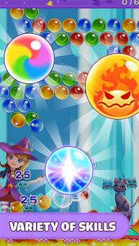 Witch Magic: Bubble Shooter screenshot 2