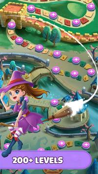Witch Magic: Bubble Shooter screenshot 3