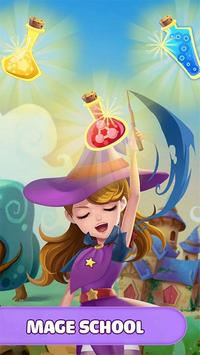 Witch Magic: Bubble Shooter screenshot 7