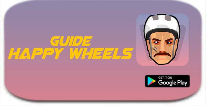 Guide for Happy Wheels screenshot 1