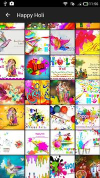 Holi 2019 Wishes and Messages poster