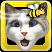 Catastrophe Cat, Ninja Runner icon
