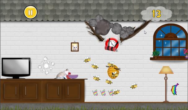 Catastrophe Cat, Ninja Runner screenshot 4