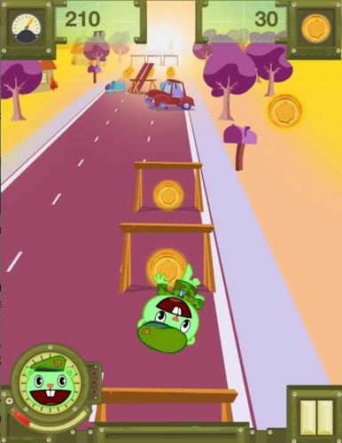 Happy Tree Friends Happy Three Friends Cool Run For Android Apk