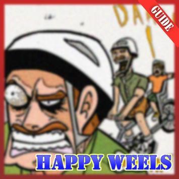 tricks happy wheels unblocked poster