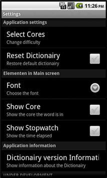 Flashwords Learn, Read, Test screenshot 1