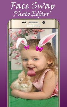 Face Swap Photo Editor screenshot 1