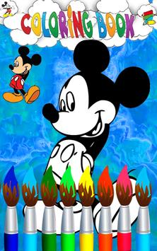 Color Mickey Mouse screenshot 1