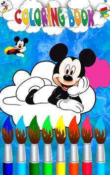 Color Mickey Mouse screenshot 3