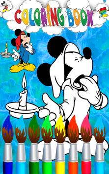 Color Mickey Mouse screenshot 5