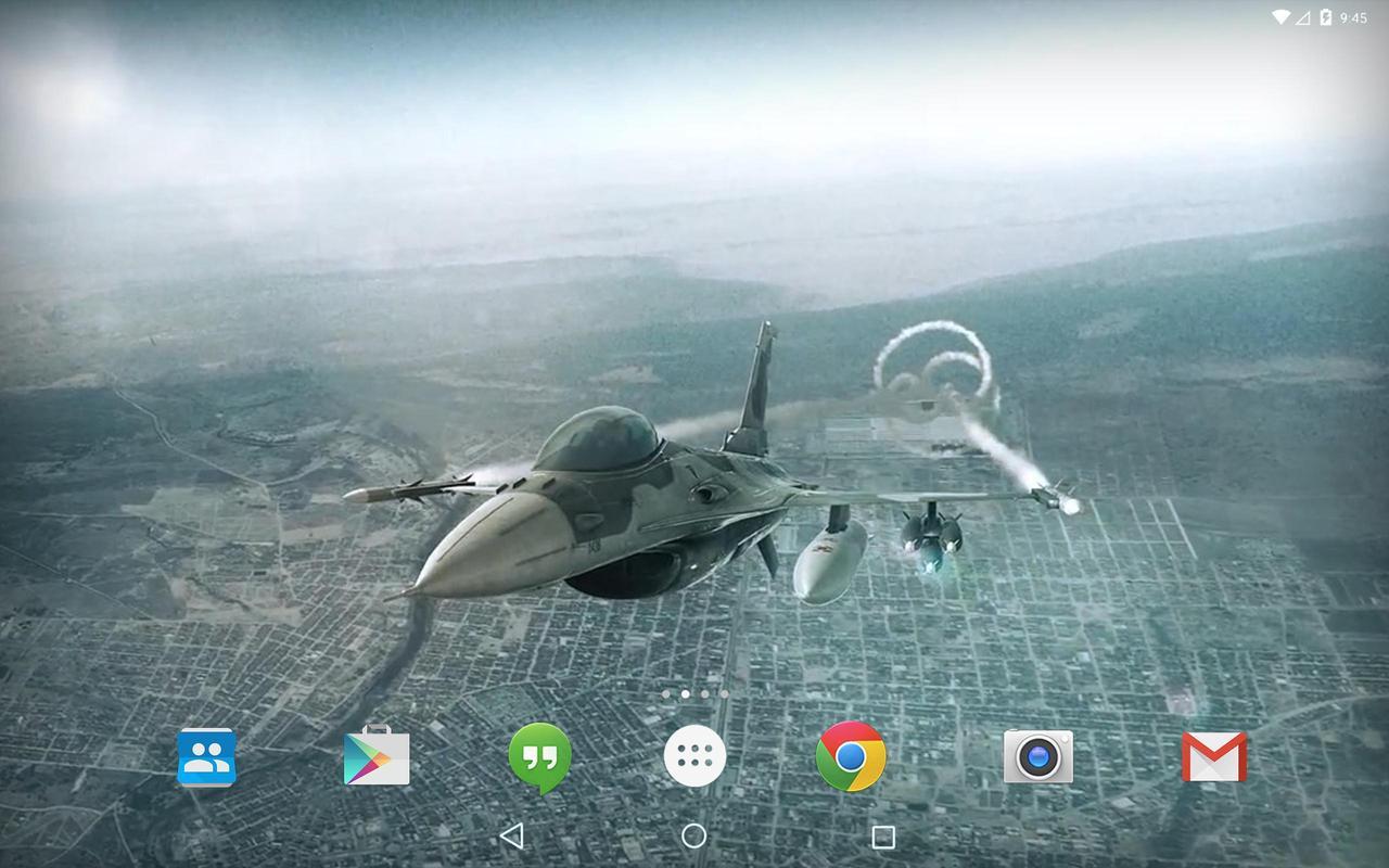 jet flight live wallpaper for android - apk download