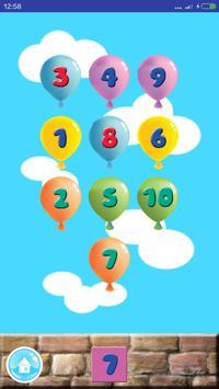Belajar 123 + Suara screenshot 2