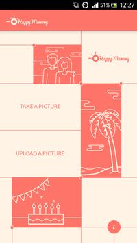 H@ppy Memory poster