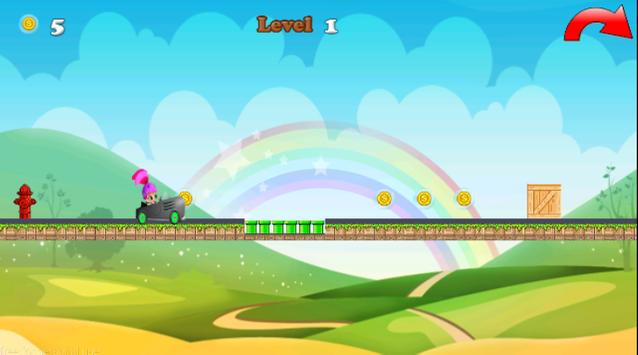 happy shine car climb apk screenshot