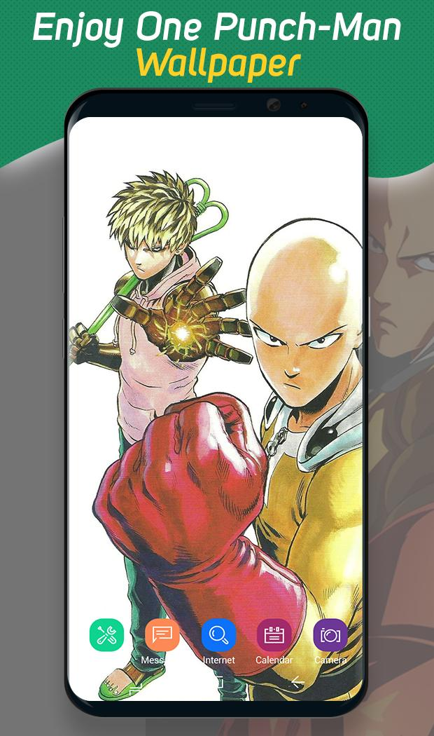 One Punch Man Hd Wallpaper For Android Apk Download