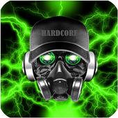 Hardcore music icon