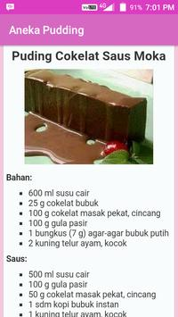 Aneka Menu Puding screenshot 2