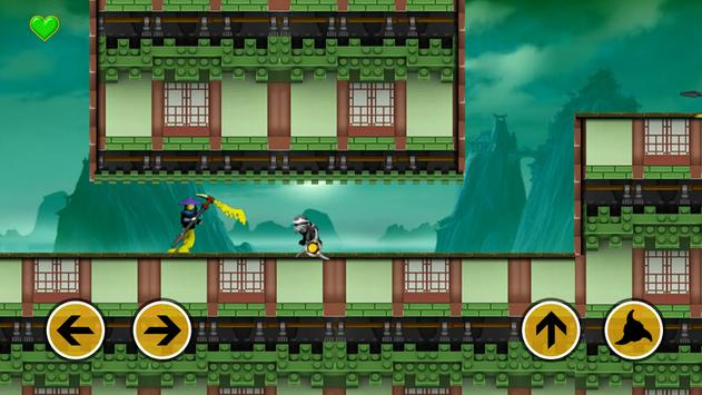 Ninja Shadow Warrior Go Run apk screenshot