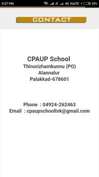 CPAUP School Thiruvizhamkunnu screenshot 2