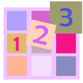 Number Puzzle 4x4 icon