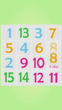 Number Puzzle 4x4 screenshot 3
