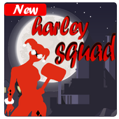 World Harley Quinn Squad Run icon