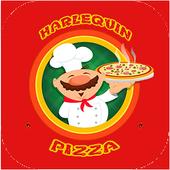 Harlequin Pizza icon
