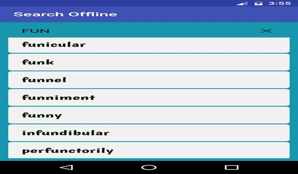 Hindi Offline Dictionary 2017 screenshot 16
