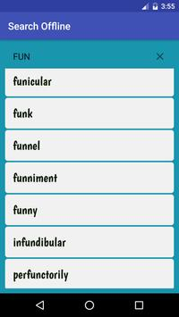 Hindi Offline Dictionary 2017 screenshot 2