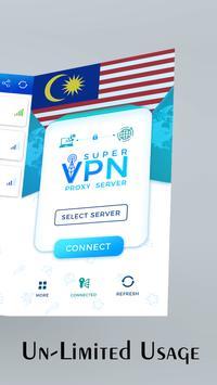 Malaysia VPN Master - Free Proxy screenshot 3