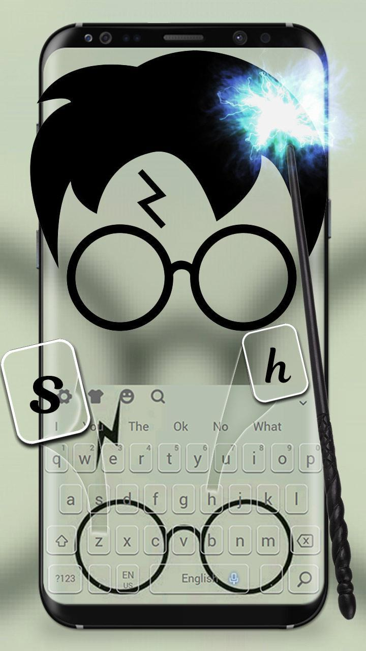 Keyboard For Witchcraft Harry For Android Apk Download