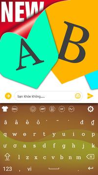 Vietnam Keyboard apk screenshot