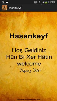 Hasankeyf poster