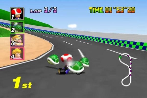 Mario Kart 64 Trick For Android Apk Download