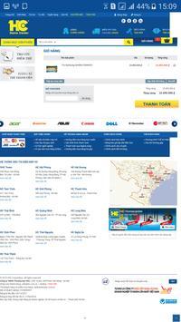 HC | Siêu thị điện máy Home Center screenshot 2