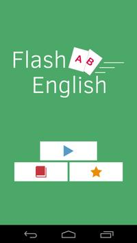 FlashEnglish poster
