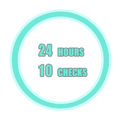 24Hours 10Checks icon