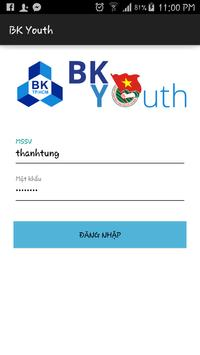 BK Youth poster