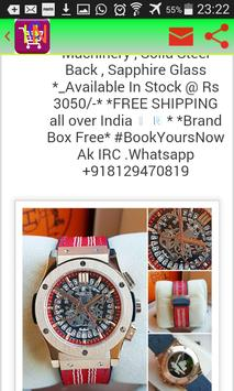 HCN Online Shopping All India Cash On Delivery poster