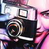 アートカメラ アイコン