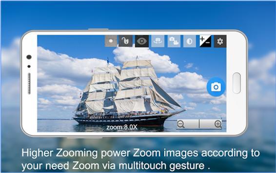 Full HD Camera DSLR pro screenshot 5